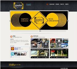 Novo Site Dark Glass Film